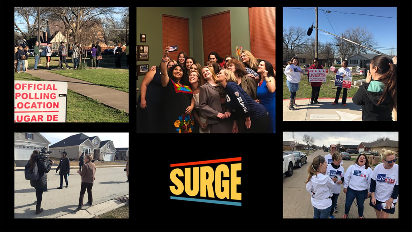 Surge movie stills