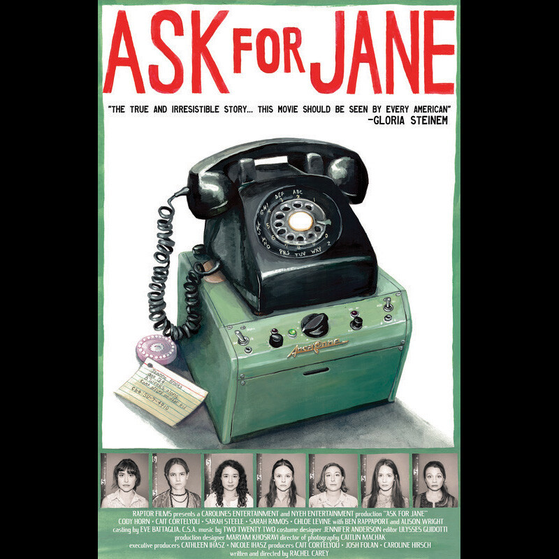 Ask for Jane movie poster